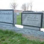 Kirkendall Monument-med
